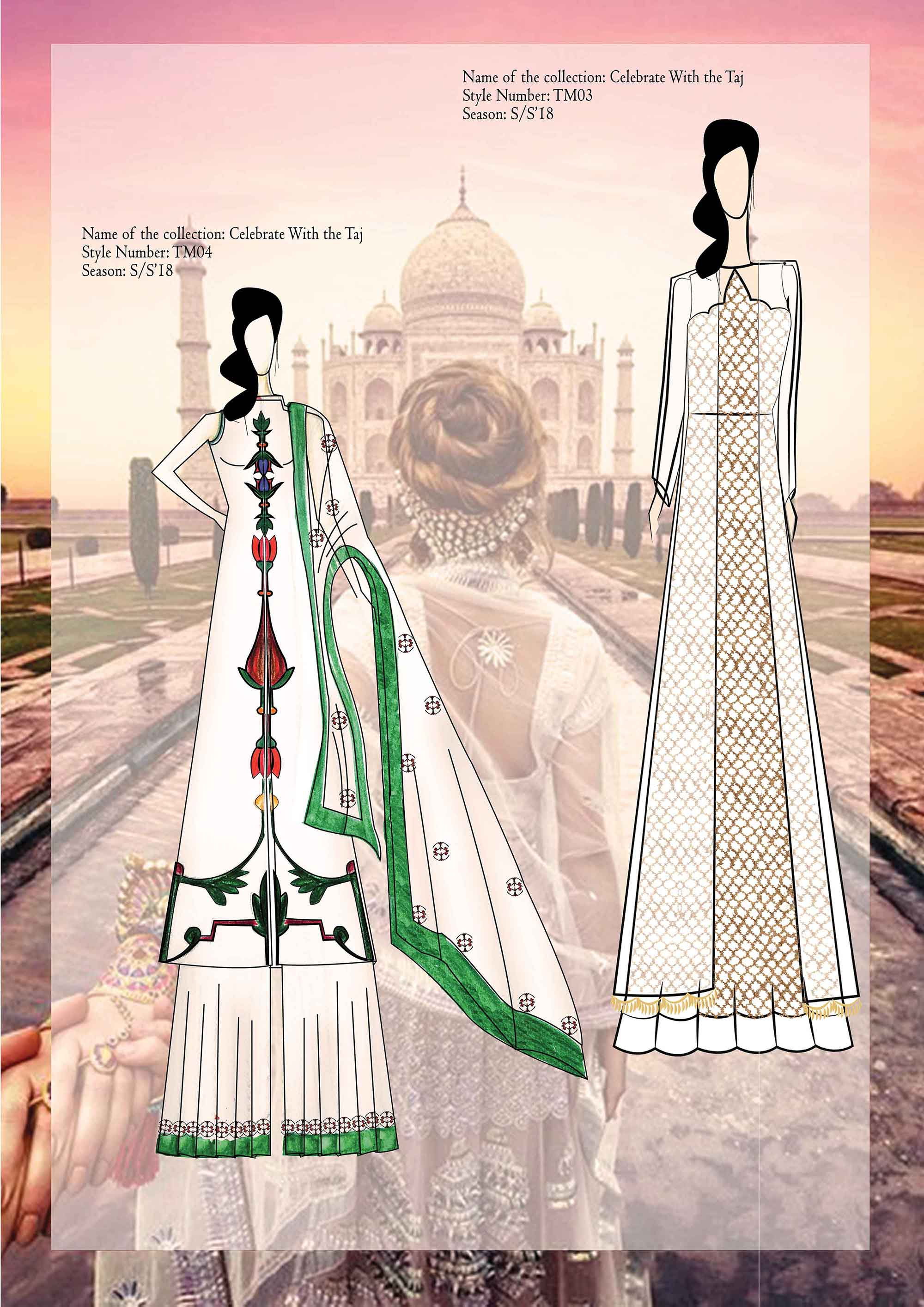 Celebrate with the Taj