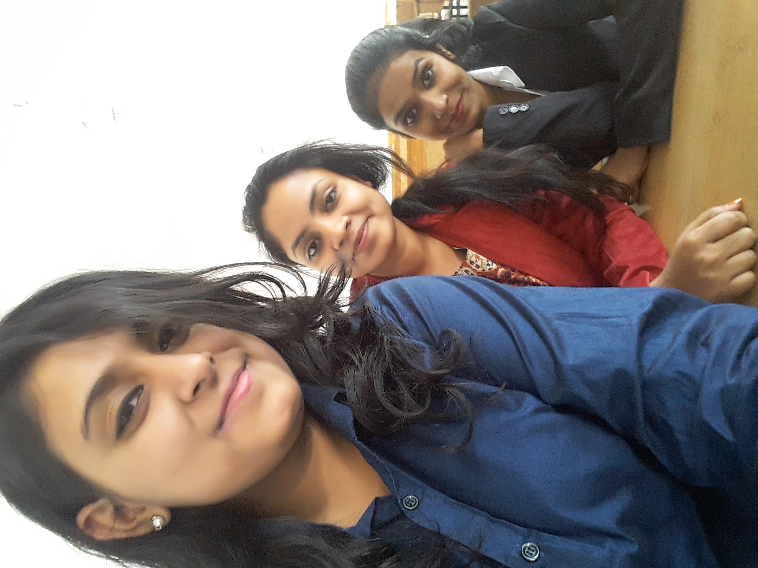 With My Seniors