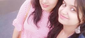 With Priya